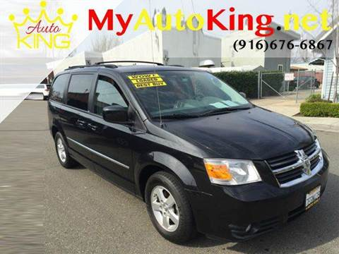 2010 Dodge Grand Caravan for sale at Auto King in Roseville CA