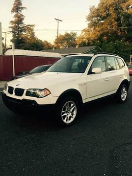 2004 BMW X3 for sale at Auto King in Roseville CA