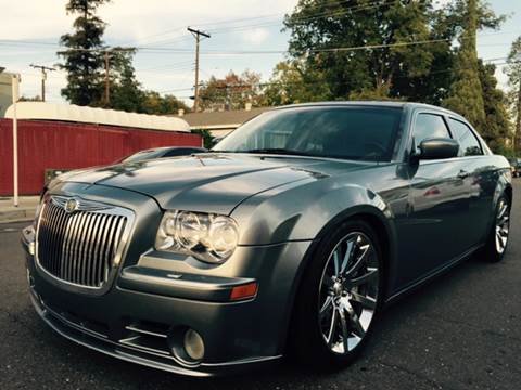 2006 Chrysler 300 for sale at Auto King in Roseville CA