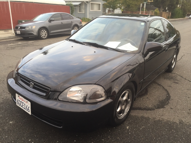 1998 Honda Civic for sale at Auto King in Roseville CA