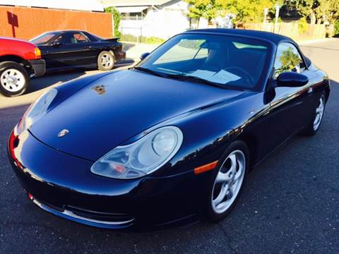 2000 Porsche 911 for sale at Auto King in Roseville CA