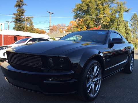 2006 Ford Mustang for sale at Auto King in Roseville CA