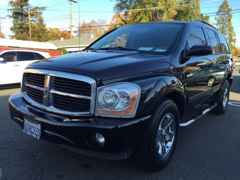 2006 Dodge Durango for sale at Auto King in Roseville CA