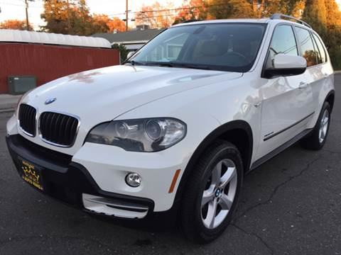 2010 BMW X5 for sale at Auto King in Roseville CA