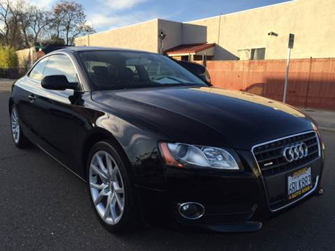 2011 Audi A5 for sale at Auto King in Roseville CA