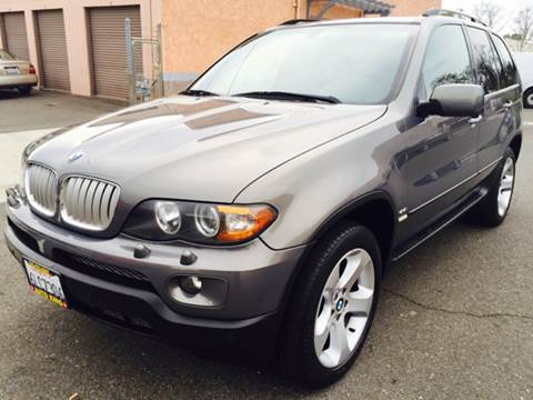 2006 BMW X5 for sale at Auto King in Roseville CA