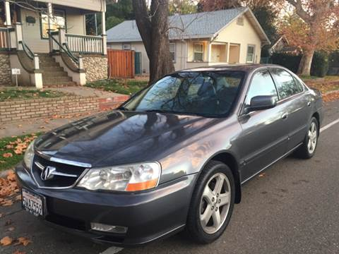 2003 Acura TL for sale at Auto King in Roseville CA