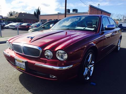2005 Jaguar XJ-Series for sale at Auto King in Roseville CA
