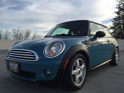 2008 MINI Cooper for sale at Auto King in Roseville CA