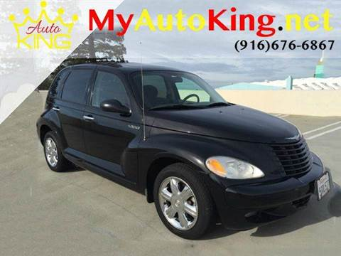2003 Chrysler PT Cruiser for sale at Auto King in Roseville CA