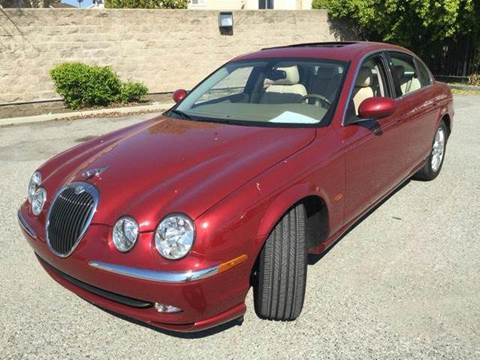 2003 Jaguar S-Type for sale at Auto King in Roseville CA