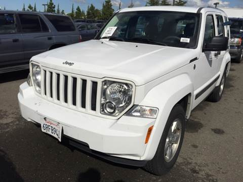 2011 Jeep Liberty for sale at Auto King in Roseville CA