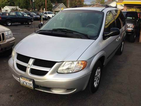 2002 Dodge Grand Caravan for sale at Auto King in Roseville CA