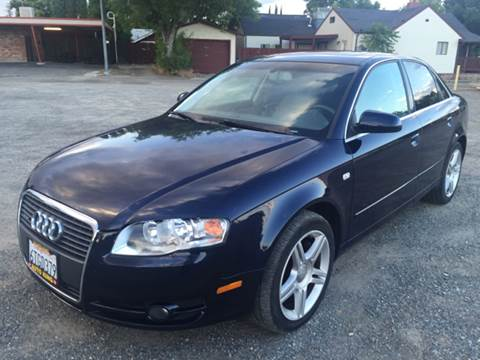 2006 Audi A4 for sale at Auto King in Roseville CA