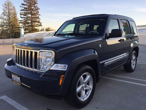 2008 Jeep Liberty for sale at Auto King in Roseville CA
