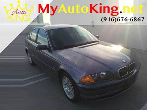 2000 BMW 3 Series for sale at Auto King in Roseville CA
