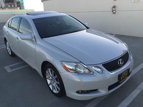 2006 Lexus GS 300 for sale at Auto King in Roseville CA