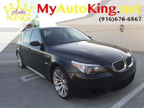 2006 BMW M5 for sale at Auto King in Roseville CA