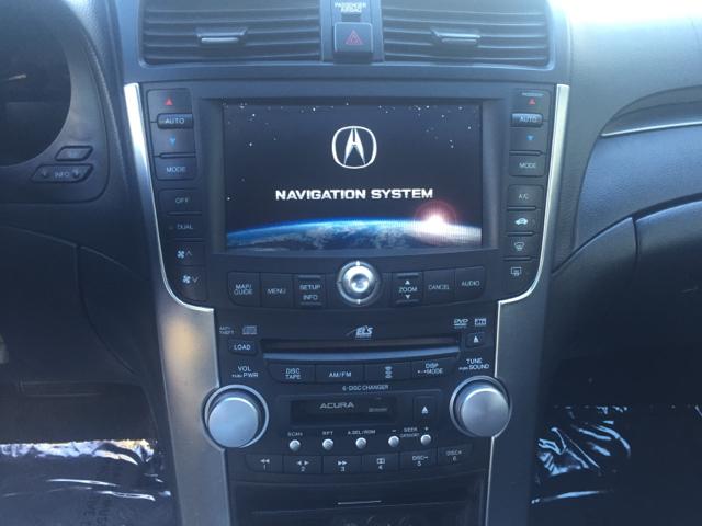 Acura Tl WNavi Dr Sedan WNavi In Roseville CA Auto King - 2005 acura tl navigation update