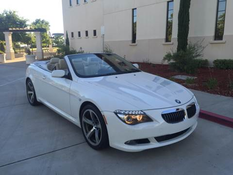 2009 BMW 6 Series for sale at Auto King in Roseville CA