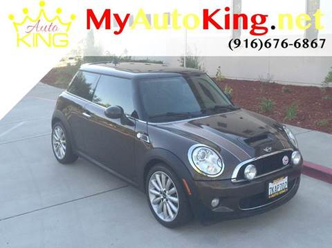 2010 MINI Cooper for sale at Auto King in Roseville CA