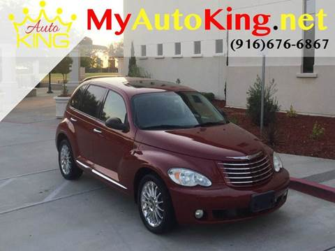 2008 Chrysler PT Cruiser for sale at Auto King in Roseville CA