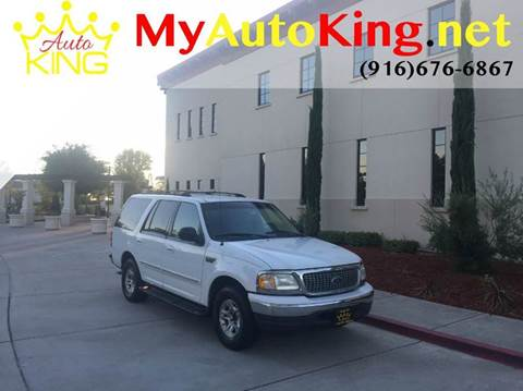 1999 Ford Expedition for sale at Auto King in Roseville CA