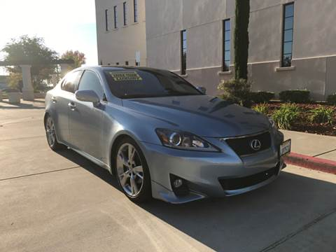 2009 Lexus IS 250 for sale at Auto King in Roseville CA