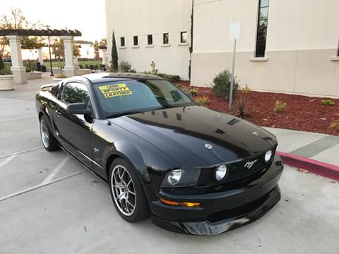 2005 Ford Mustang for sale at Auto King in Roseville CA