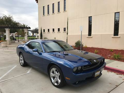 2010 Dodge Challenger for sale at Auto King in Roseville CA