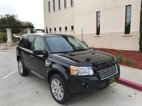 2010 Land Rover LR2 for sale at Auto King in Roseville CA