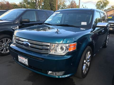 2011 Ford Flex for sale at Auto King in Roseville CA