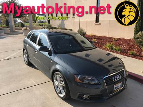 2010 Audi A3 for sale at Auto King in Roseville CA