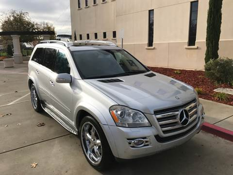 2008 Mercedes-Benz GL-Class for sale at Auto King in Roseville CA