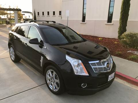 2012 Cadillac SRX for sale at Auto King in Roseville CA
