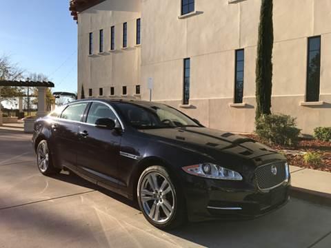 2012 Jaguar XJL for sale at Auto King in Roseville CA