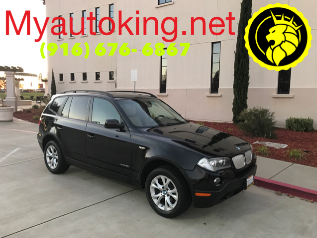2009 BMW X3 for sale at Auto King in Roseville CA