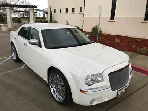 2008 Chrysler 300 for sale at Auto King in Roseville CA