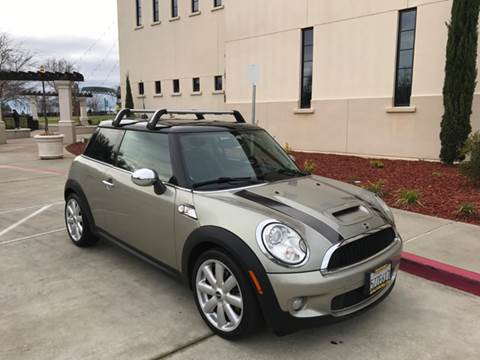 2007 MINI Cooper for sale at Auto King in Roseville CA