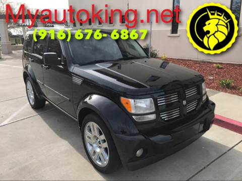 2008 Dodge Nitro for sale at Auto King in Roseville CA