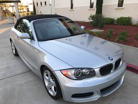 2008 BMW 1 Series for sale at Auto King in Roseville CA