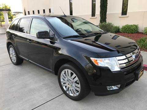 2009 Ford Edge for sale at Auto King in Roseville CA