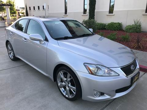 2010 Lexus IS 250 for sale at Auto King in Roseville CA