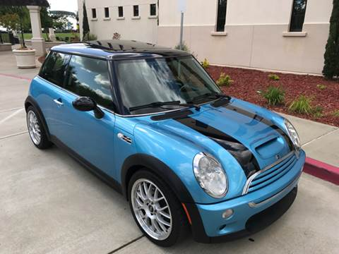 2004 MINI Cooper for sale at Auto King in Roseville CA