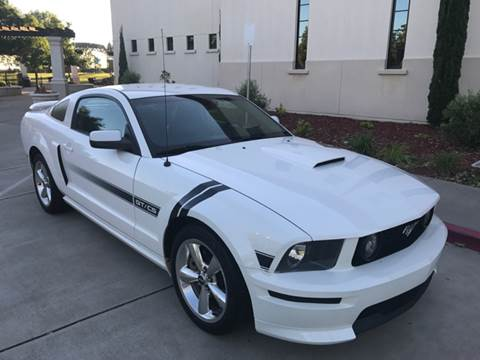 2007 Ford Mustang for sale at Auto King in Roseville CA