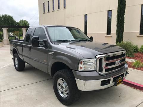 2005 Ford F-250 Super Duty for sale at Auto King in Roseville CA