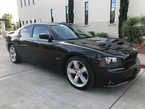 2008 Dodge Charger for sale at Auto King in Roseville CA