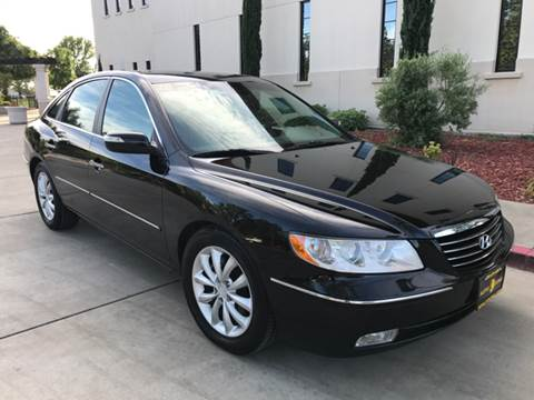 2008 Hyundai Azera for sale at Auto King in Roseville CA