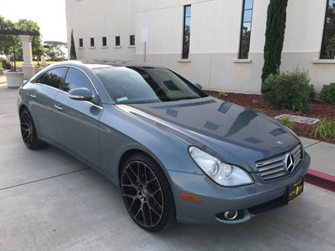 2006 Mercedes-Benz CLS for sale at Auto King in Roseville CA
