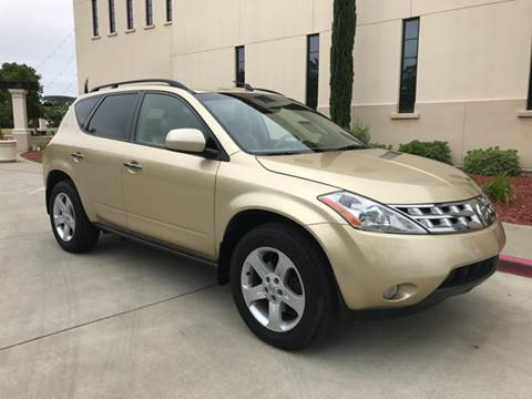 2003 Nissan Murano for sale at Auto King in Roseville CA